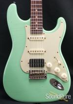 Suhr Classic Antique Surf Green Electric Guitar 25045