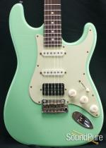 Suhr Classic Antique Surf Green Electric Guitar 23518
