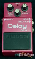 Boss DM-3 Analog Delay MIJ Effect Pedal - Used