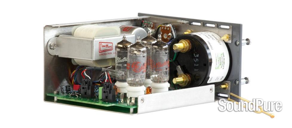 retro doublewide 500 series tube compressor. Black Bedroom Furniture Sets. Home Design Ideas