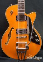 Duesenberg Starplayer TV Classic Honey Guitar - Used