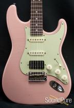 Suhr Classic Antique Shell Pink Electric Guitar 25055