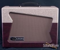 Carr Amplifiers Skylark (Wine Red & Schlub Grey) 1x12 Combo