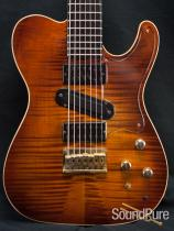 Jimmy Foster Custom T-5 7-string Solidbody Guitar- Used