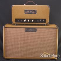 Little Walter VG50 Amp Head and Cab w/ Slipcovers - Used