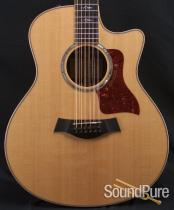 Taylor 856ce 2013 12-String Acoustic/Electric Guitar -Used
