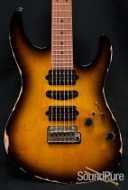 Suhr Modern Antique 2-Tone Tobacco Burst GG Guitar 25399