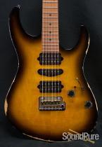Suhr Modern Antique 2-Tone Tobacco Burst GG Guitar 24573