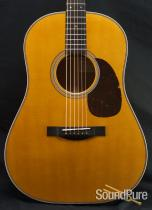 Santa Cruz D12 Fret Dreadnought Acoustic Guitar
