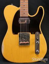 Suhr Classic T Antique Trans Butterscotch Electric - 23963