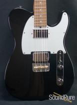 Suhr Classic T Roasted Alder Black Electric Guitar 21825