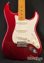 Fender 2005 Eric Johnson Candy Apple Red Stratocaster -Used
