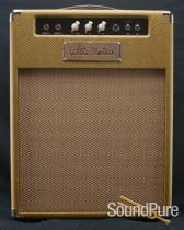 "Little Walter VG-50 Lacquer Tweed 1x12 Combo Amplifier ""Boz"""