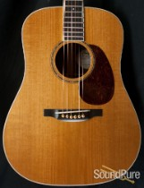 Bourgeois Bryan Sutton Dreadnought Acoustic Guitar- 11 of 30