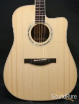 Eastman AC420CE Dreadnought Acoustic Guitar IBMA 10935756