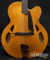 D'Aquisto Solo Acoustic Archtop Guitar - USED