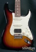 Suhr Classic Pro 3-Tone Burst HSS Electric Guitar