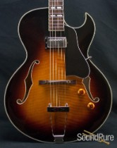 Eastman AR571CE-SB Archtop Electric Guitar 10745505