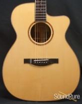 Eastman AC512CE Engelmann/Mahogany OM Acoustic Guitar 2760