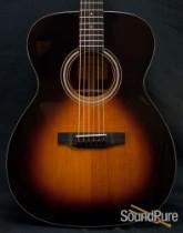 Eastman E10OM-SB Adirondack/Mahogany Acoustic Guitar 5075