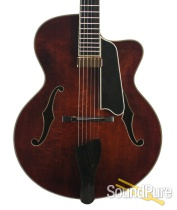 Eastman AR805CE Spruce/Maple Archtop Electric #10645423