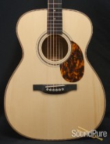 Boucher Studio Goose OM Hybrid Cherry Acoustic Guitar