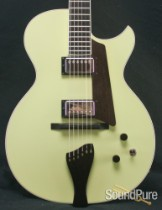 Benedetto Bambino Lime Sorbet S1050 Archtop Guitar