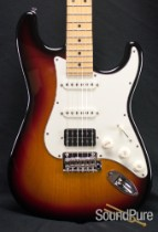Suhr Classic Pro 3-Tone Burst Maple HSS Guitar - Demo