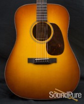 Collings D1A Sunburst Dreadnought Acoustic Guitar 23697