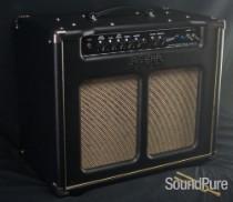 Rivera Venus 3 Black Guitar Combo Amplifier - Used