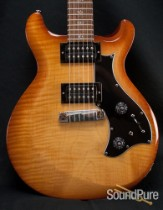 PRS 2009 Natural Finish Maple Top Mira Guitar - Used
