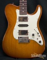 Anderson Short Hollow Mongrel Tobacco Fade Guitar - Used