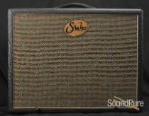 Suhr Badger 1X12 Cabinet - Black (Unloaded)