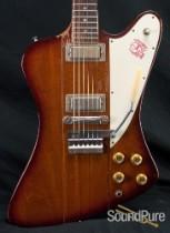 Gibson 1965 Sunburst Reverse Firebird III Guitar - Vintage