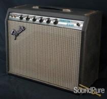 Fender 1979 Silverface Princeton Reverb Amplifier - Vintage