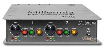 Millennia HV-32P Portable Dual Channel Microphone Preamp