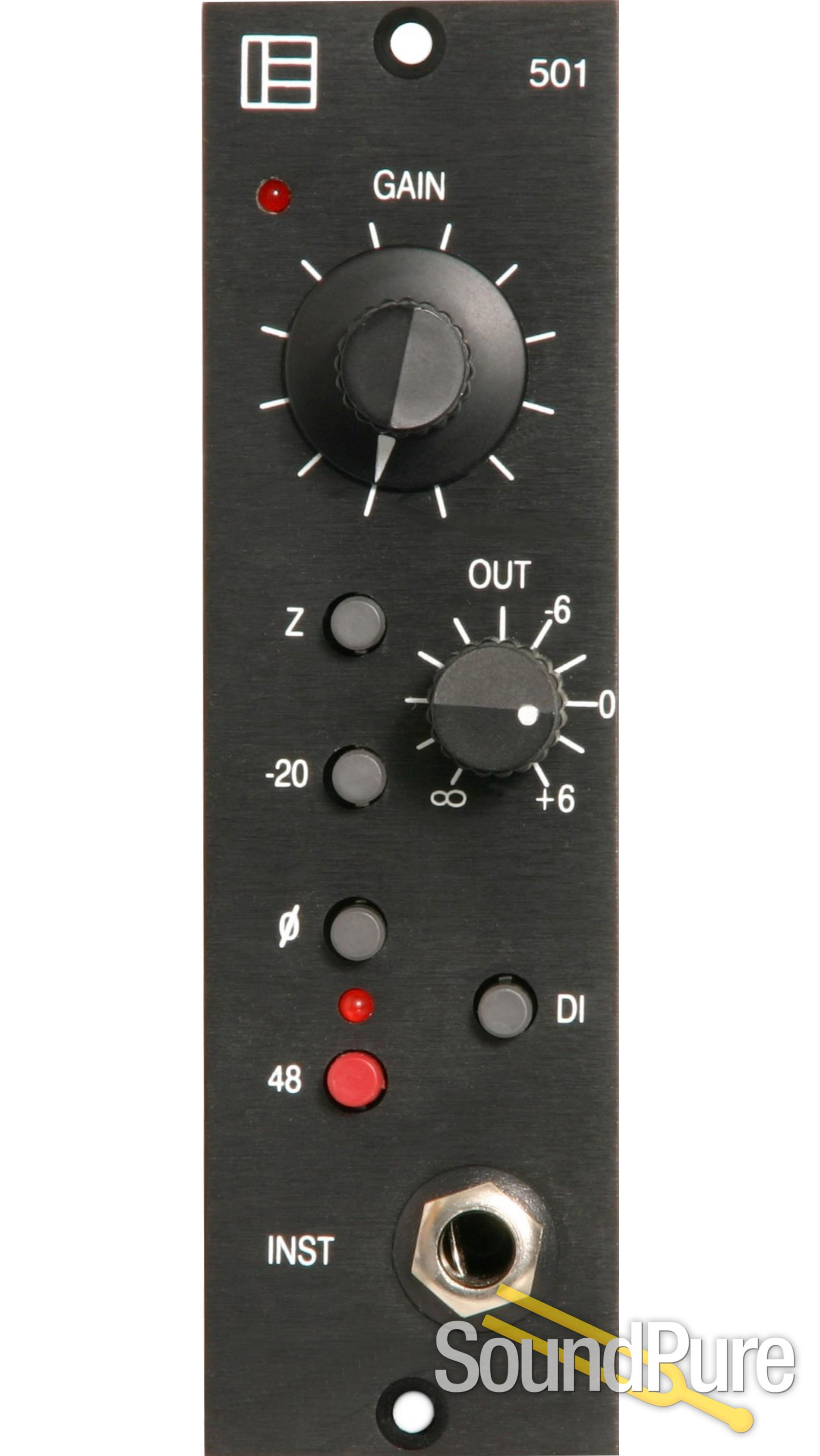 Petes Place Audio Electrodyne 501 500 Series Preamp Circuits Microphone Amplifier Perfect For Everything From Vocals To Pianos Guitars And Drums Its Near Impossible Find A Source That Doesnt Sound Excellent Through The