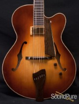 Buscarino Artisan Archtop Electric Guitar SP11114514