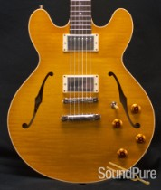 Collings I-35 LC Blonde Semi-Hollow Electric Guitar