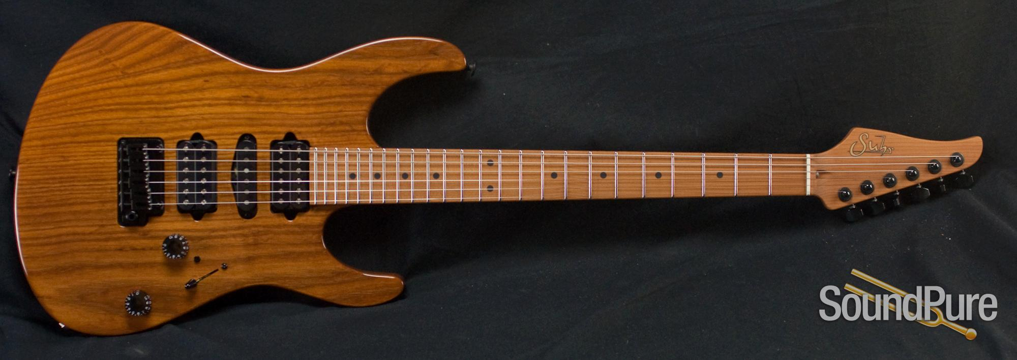 Suhr Modern Reverse Headstock Roasted Swamp Ash Guitar 25120