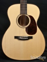 Bourgeois 2013 Custom OM SS Addy/Mahogany Acoustic - Used