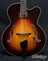 Eastman AR503CE-16 Sunburst Archtop Guitar 110613201- Used