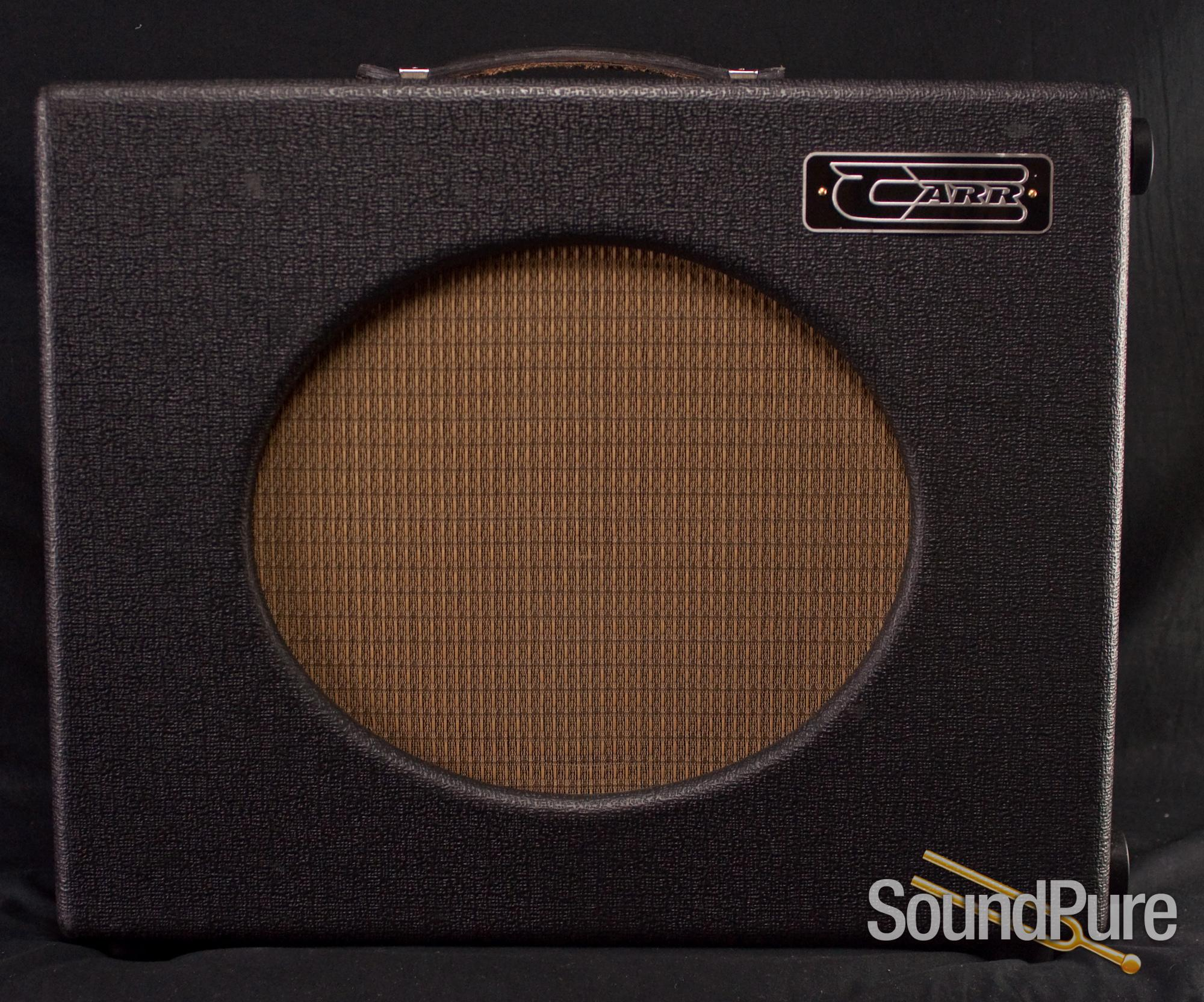 Carr Amplifiers Custom Hammerhead Open Back 1x12 Cab Used