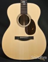 Santa Cruz OM/PW Carpathian Spruce/Rosewood Acoustic Guitar