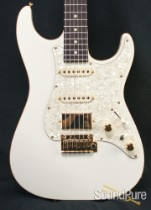 Anderson Drop Top Classic Arctic White Guitar 11-06-14N