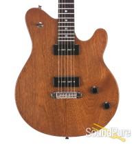Michael Tuttle Jr. Deluxe Mahogany Electric Guitar #3