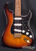Fender 2001 3-Tone Burst SRV Stratocaster Guitar - Used