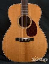 Bourgeois Aged Tone Madagascar OM Acoustic Guitar 6943
