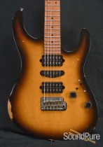 Suhr Modern Antique GG 2-Tone Tobacco Burst Guitar - Used