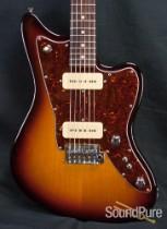 Anderson Raven Classic 3 Color Burst Guitar 12-29-14P